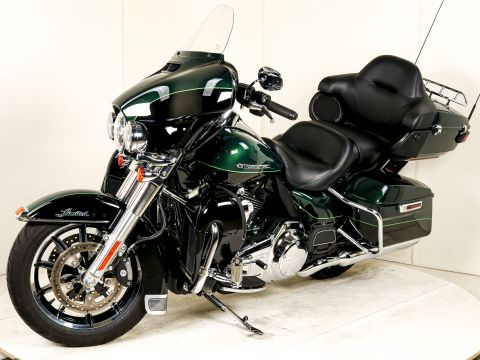 Pre-Owned 2015 Harley-Davidson Touring Ultra Limited FLHTK