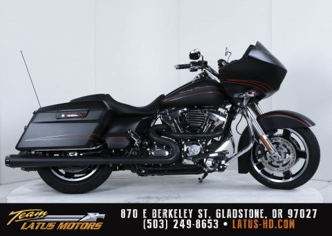 Pre-Owned 2013 Harley-Davidson Touring Road Glide Custom FLTRX
